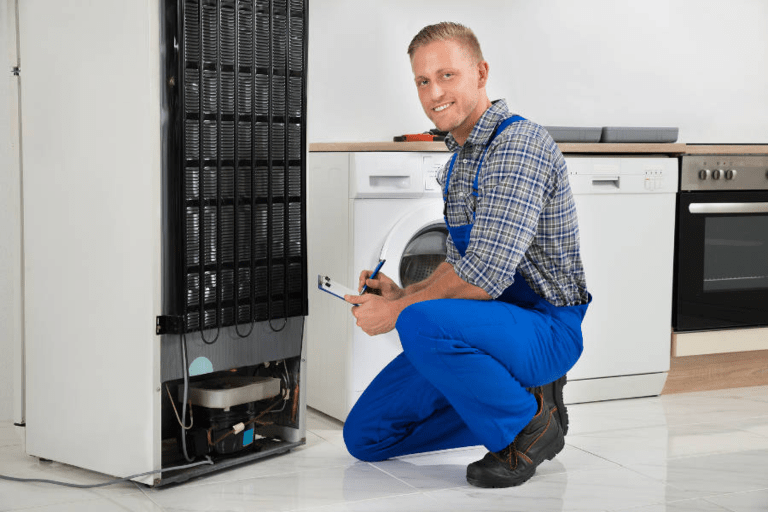 Fridge and refrigeration appliance repair