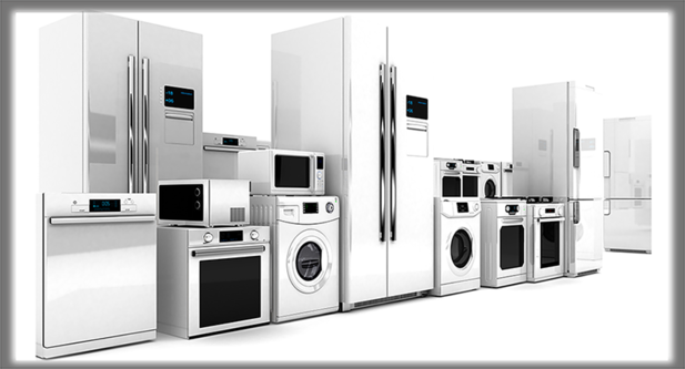 appliances in our daily life.  Appliance repair shop in Dubai