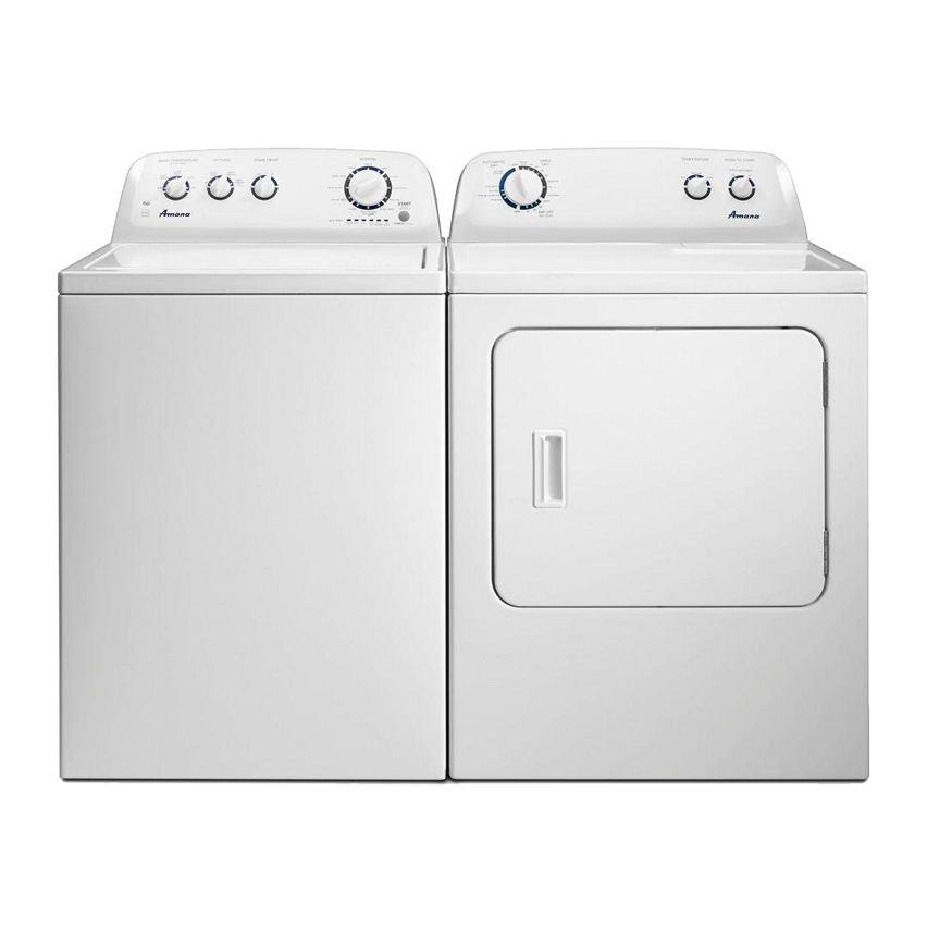 washing dryer appliances